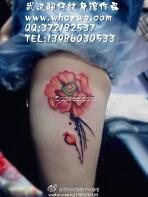 清洗纹身多少钱/超仔纹身sell/蝴