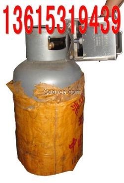 便携手持氧气瓶一体打标机