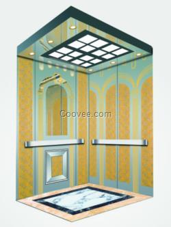 康力牌家用电梯 家居风格安全舒适性能配置