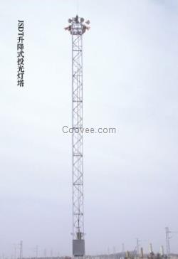 避雷针式投光灯塔(照明灯塔)
