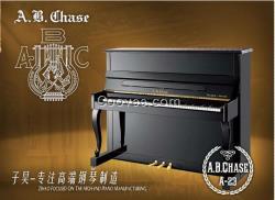 chase(查尔斯)钢琴中国区的招商工作也已全面展开,全方位广告支持图片