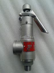台湾不锈钢安全阀fgxl-sss图片