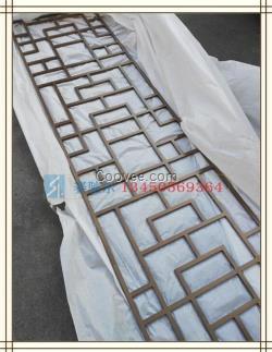 铝雕花|花纹铝屏风|营口铝屏风