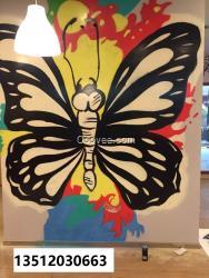 天津涂鸦,街头涂鸦,手绘墙,墙画,墙绘图片