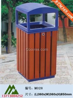 本厂户外垃圾桶设计独特,造型美观,做工精良,深受新老客户好评,性价之