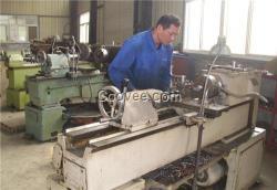 详细介绍   立式金属带锯床液压传动系统由泵,阀图片