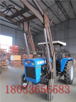 拖拉机挖坑机 90马力拖拉机