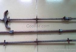 元隆公司   产品名称:止水螺杆  一,安装过程: 1,三段式止水螺杆因图片