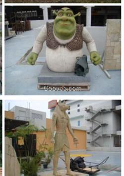 广西欧式构件grc雕像
