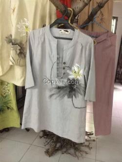 服装手绘设计,服装手绘,墨云服饰