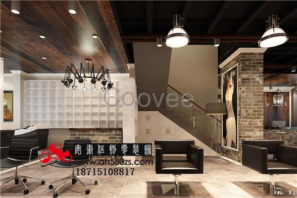 商业服务 广告设计其他商业服务 创意设计 装潢设计 合肥美发店装修之