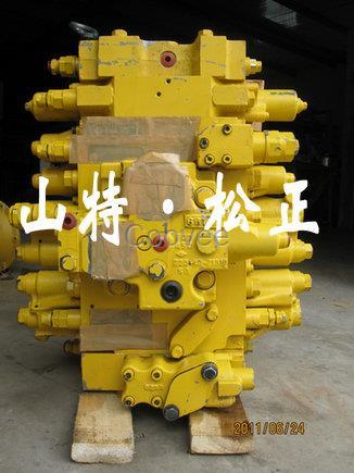 小松pc220-7挖机主阀分配器总成全新原装现货