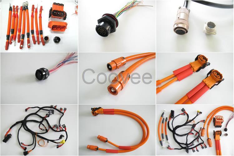 新能源汽车高压线束-高压连接器