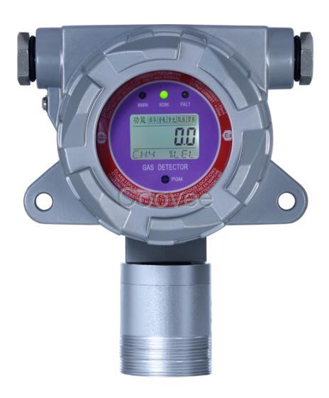 安检探测器 气体探测器 可燃气体报警器气体报警仪    连线方式:3/4〃