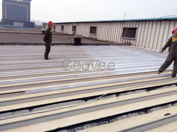湖北钢结构屋面防水涂料