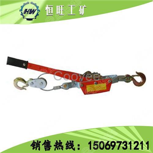 紧绳器手动紧绳器            紧绳器 使用方法:使用时
