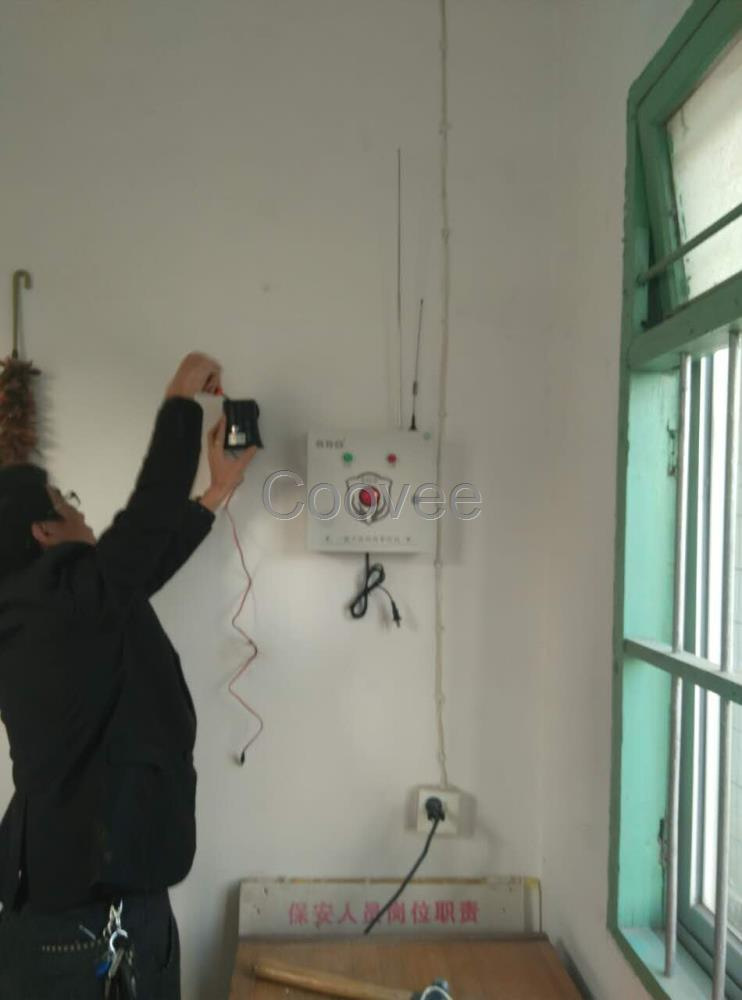 wifi家用防盗报警器一键求救报警系统