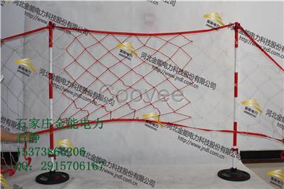 玻璃钢片状伸缩围栏绝缘圆管伸缩围栏定做