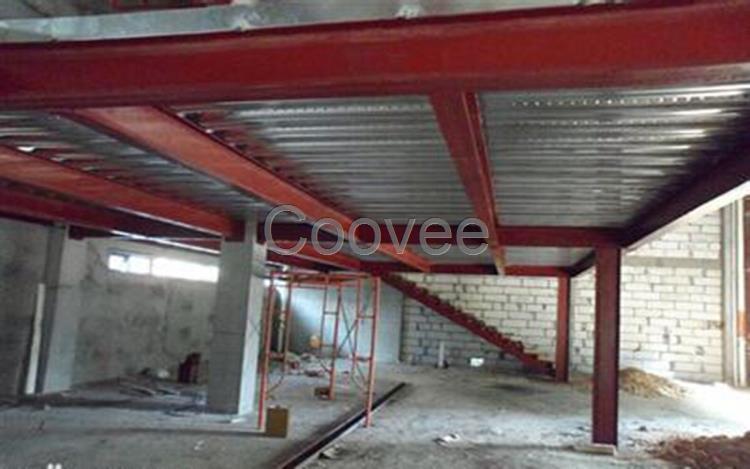 唐山搭建隔层阁楼复式楼做钢结构夹层二层