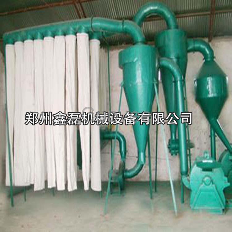 木塑木粉机生产线造纸竹粉木粉机生产线制香木粉机