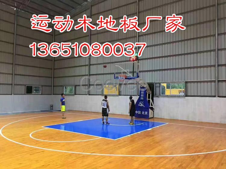 运动木地板室内室内运动木地板体育馆篮球馆运动木地板