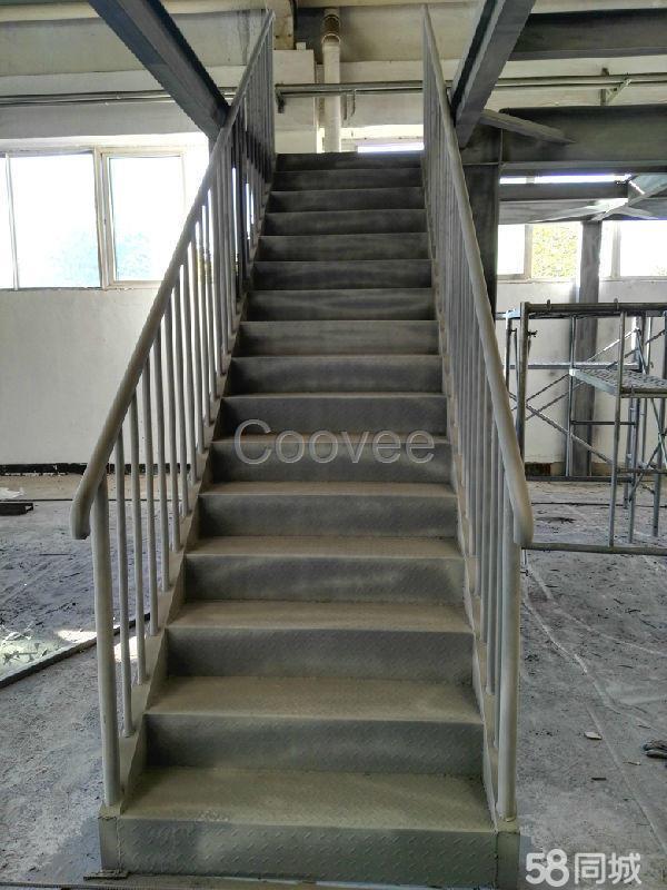 唐山室内钢结构楼梯制作钢结构室外旋转楼梯搭建