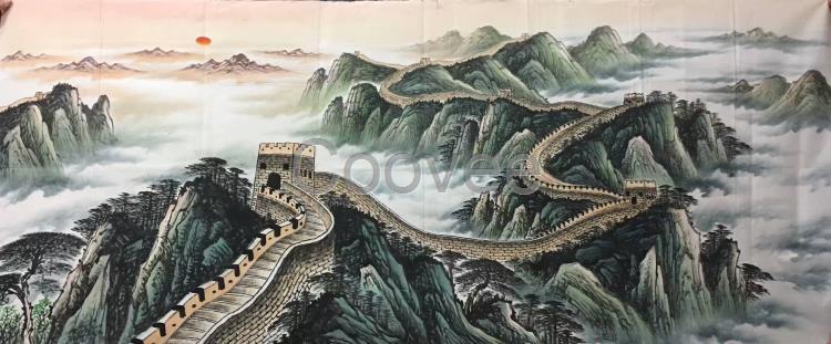 葫芦画仙鹤