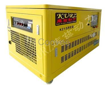 电工设备 发电机,发电机组 汽油发电机组 10千瓦汽油发电机组一键启动