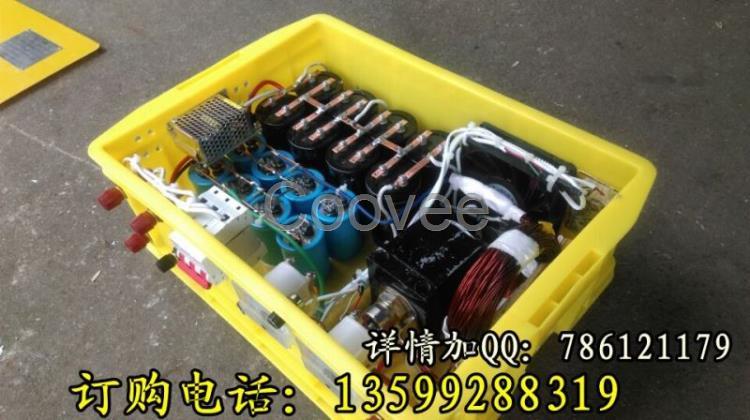 淡水发电机捕鱼器深水淡水发电机后级捕鱼机长江大河深水电鱼机