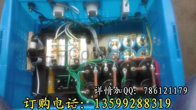 咸水捕鱼海水捕鱼机逆变器发电机后级咸淡水两用捕鱼机咸水电鱼机