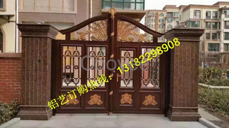 铝艺围栏,铝艺楼梯扶手,铝艺高端防盗窗,铝艺阳台护栏,铝艺雕花护栏