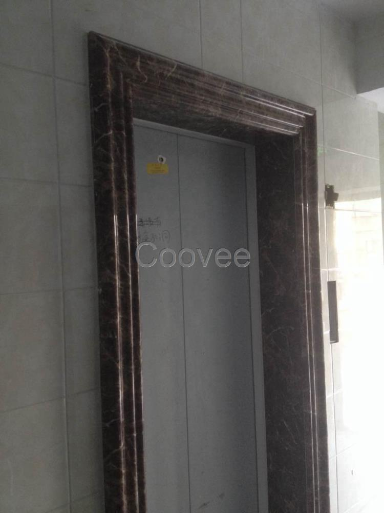 欧式的仿理石石塑线条,可以看出主人火热的内心,展现出电梯门套不一样