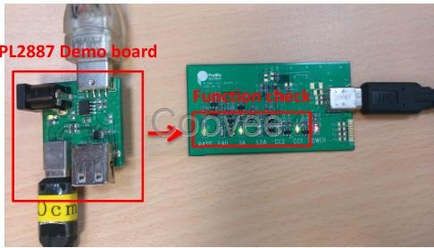 供应商机 电子 集成电路 手机ic pl2887一级代理typec识别芯片旺玖一