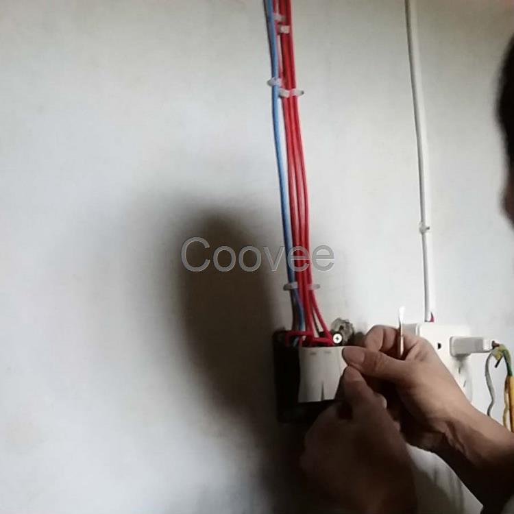 河北区宙纬路维修家庭电路短路安装灯具插座