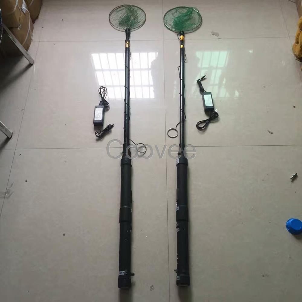 单杆逆变器一体机大全单杆捕鱼逆变器一体机电鱼杆单杆