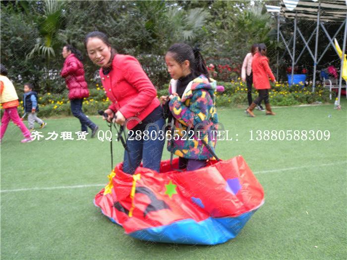 亲子趣味运动成都供应租儿童毛毛虫-亲子快乐大脚-亲子龟兔赛跑