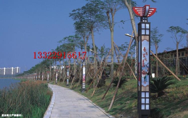 中式景观灯欧式景观灯户外道路照明景观灯景观灯图片