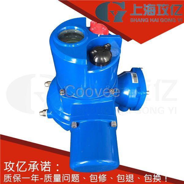 提供直销供应dqw快关型电动执行器快速切断阀电动头图片
