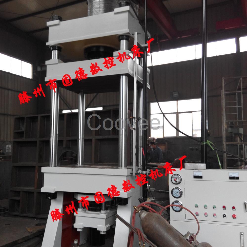 y28-250t带液压垫金属拉伸油压机