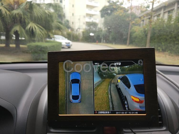 3d360全景智能行车记录仪