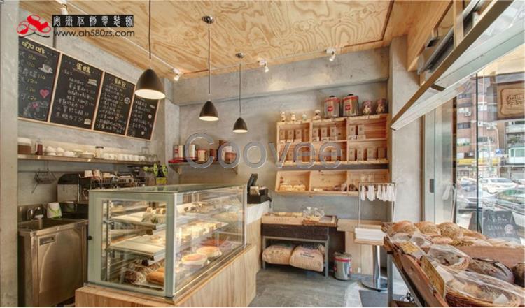 合肥面包店蛋糕店装修无可抗拒的味觉惊喜