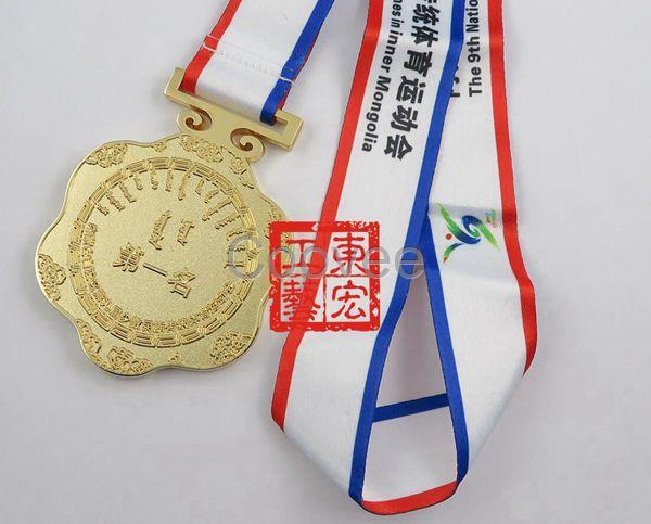 传统体育运动会奖牌定做厂家