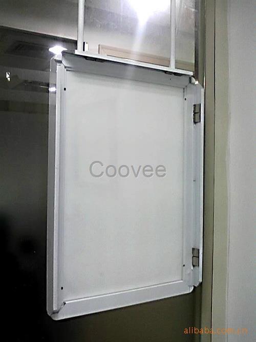 探讨一下超薄灯箱的安装方法
