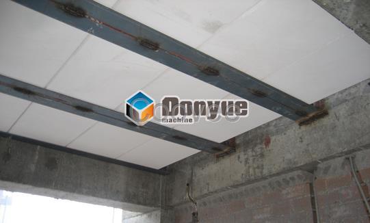 建材 建筑材料 新型墙体 保温节能墙体 山东alc轻质楼板钢结构隔层板