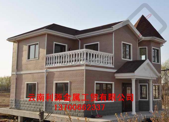 建材 建筑施工 建筑装修施工 其他建筑装修施工 钢结构别墅钢结构房屋
