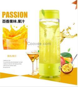 电动果汁杯迷你礼品便携式榨汁机搅拌机