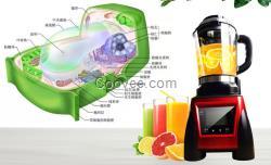 升级版加热型破壁机营养萃取万能料理机