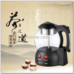 双开关养生壶普洱茶煮茶器原液蒸馏壶礼品