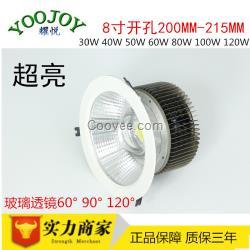 中式筒灯 LED筒灯 100W