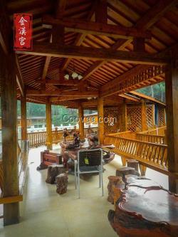 金汉宫园林景观公司(图),别墅庭院设计说
